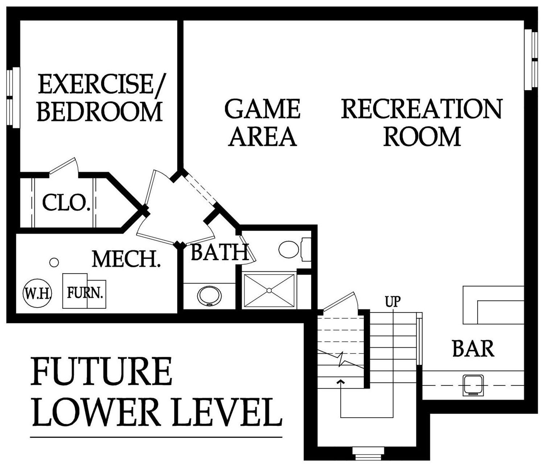 Destin lower level rendering