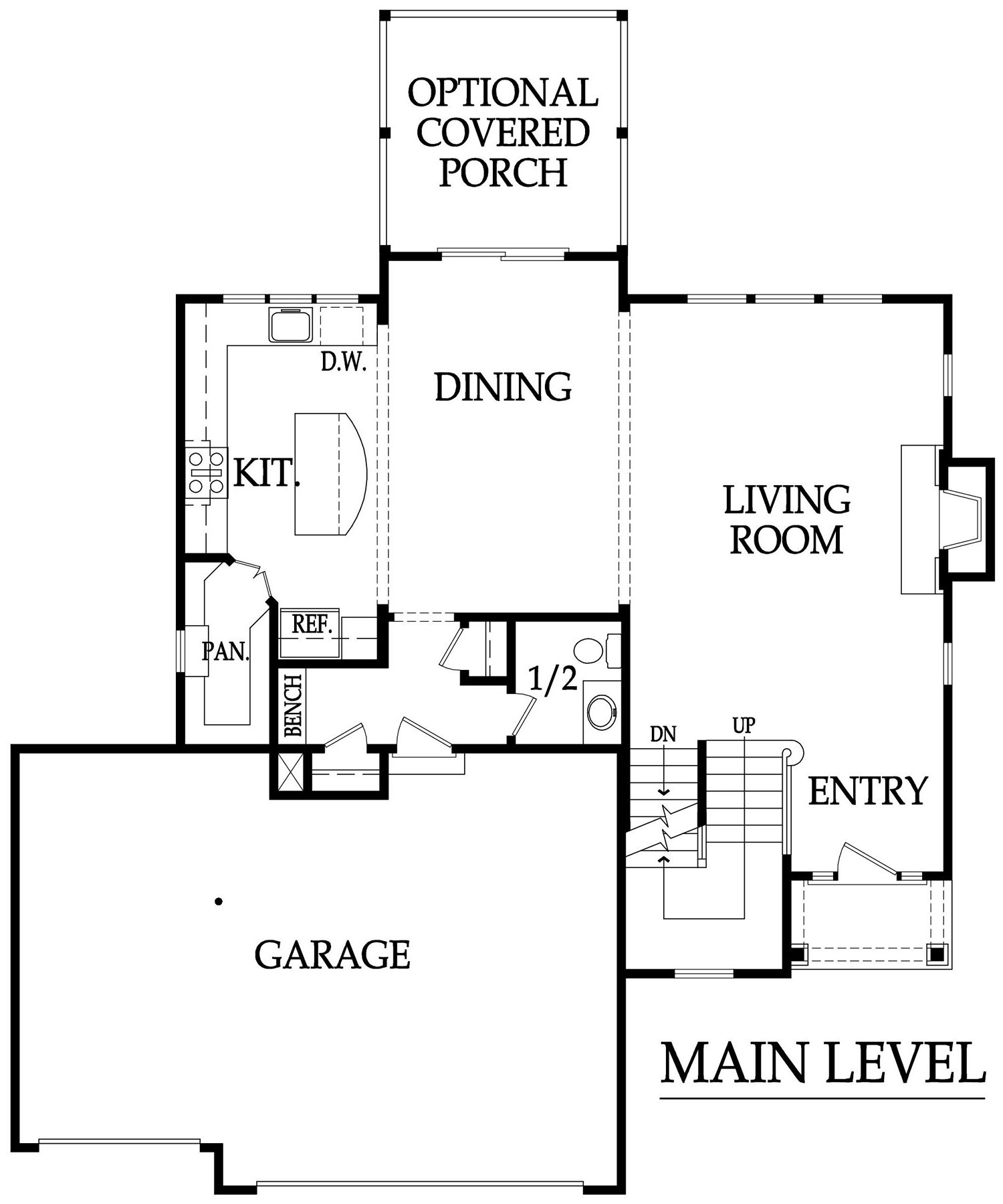 Destin main level rendering