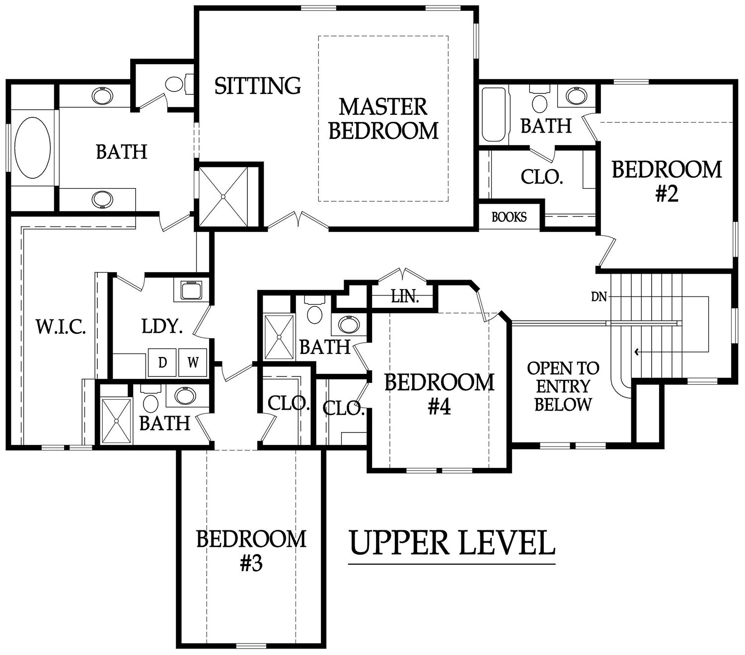 Hepton upper level rendering